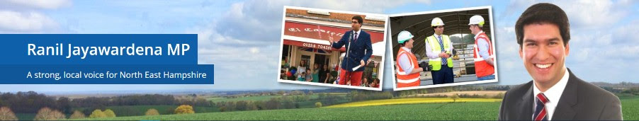 Help Ranil Jayawardena to Help Us
